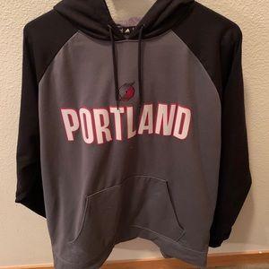 Adidas Portland Trailblazers Sweatshirt